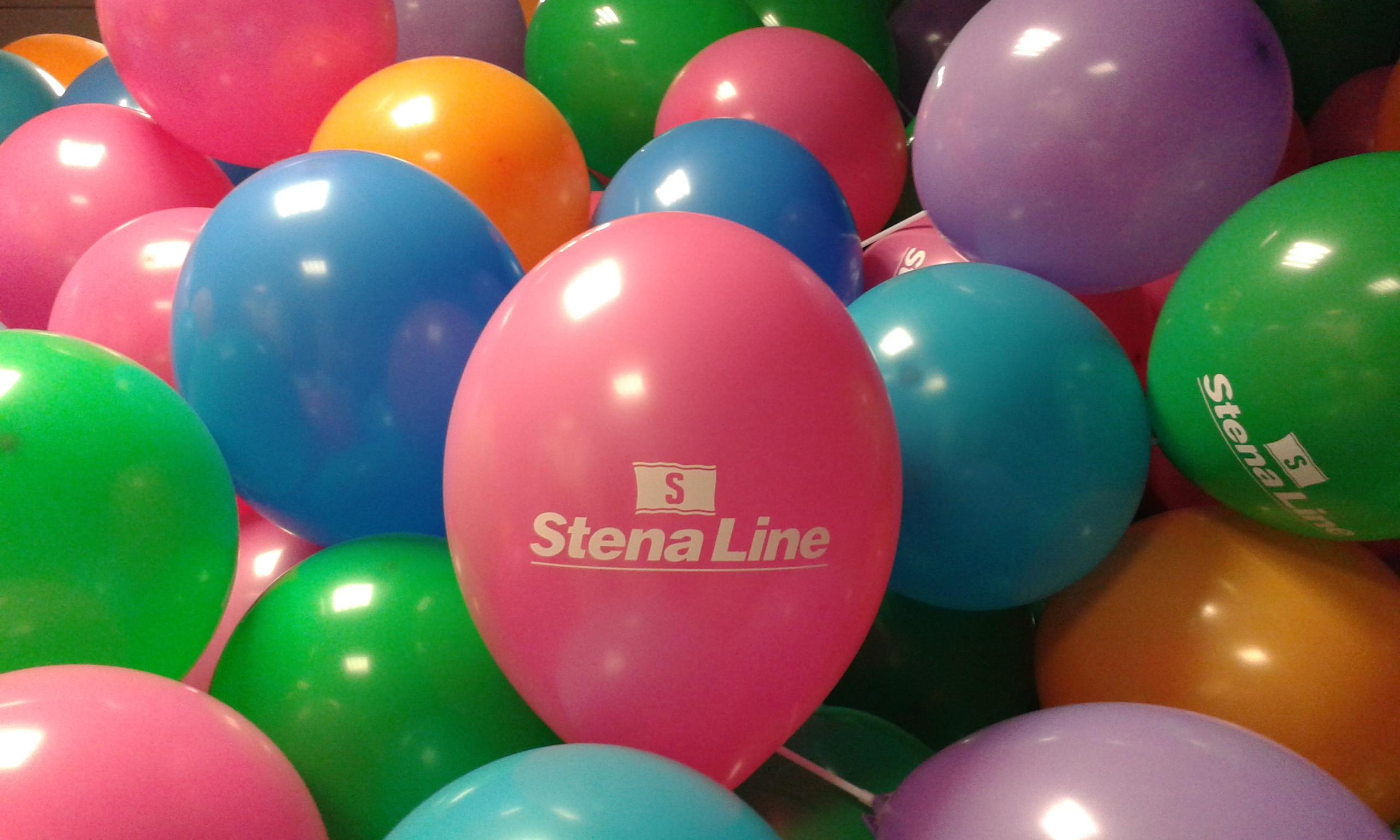 balony Stena Line