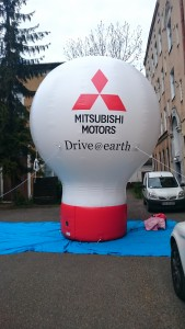 balon mitsubishi