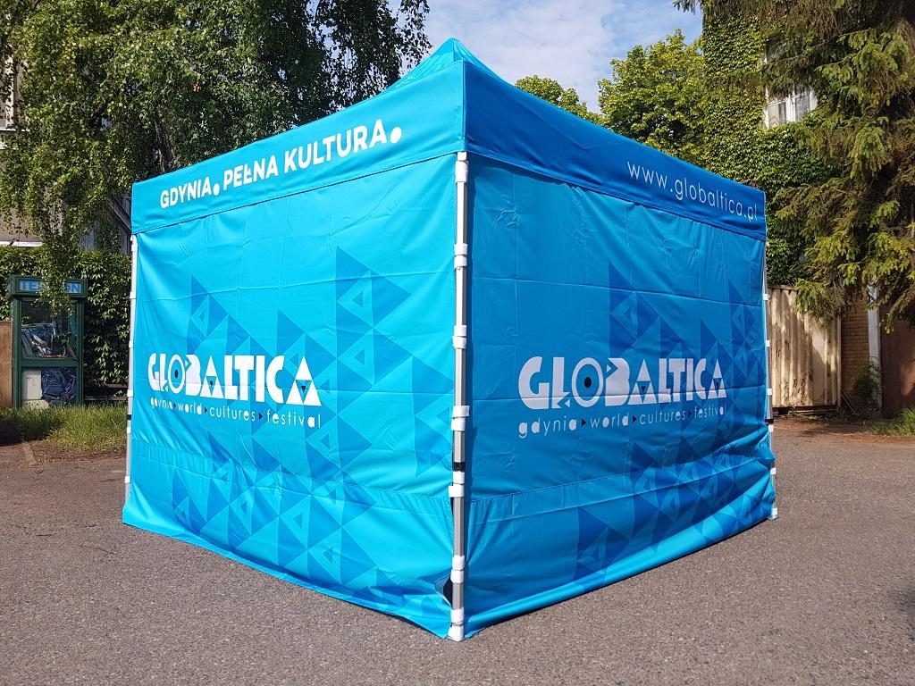 dostępne rodzaje namiotów szybkorozkładalnych